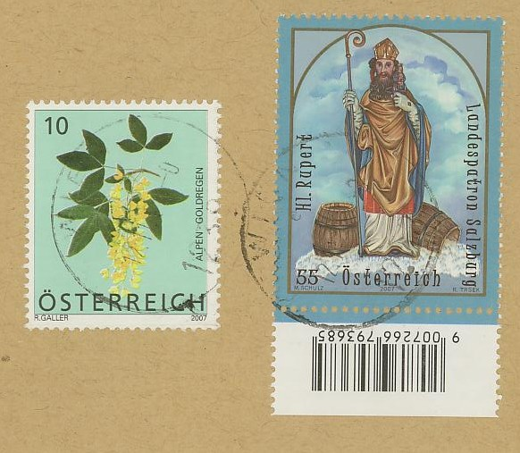 Österreich - Briefe an Cantus 23_mar10