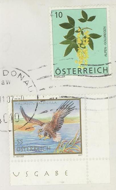 Österreich - Briefe an Cantus 25_mar10