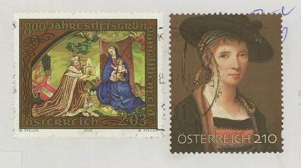 Österreich - Briefe an Cantus 26_mar10
