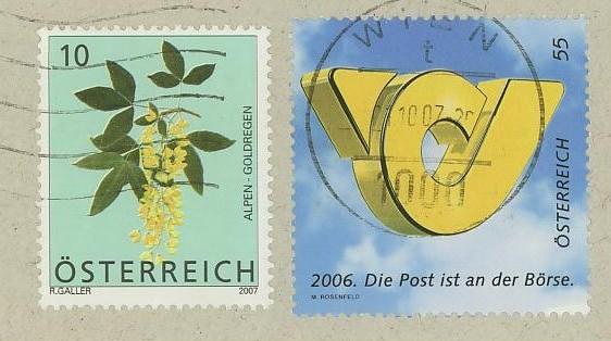 Österreich - Briefe an Cantus 28_mar10