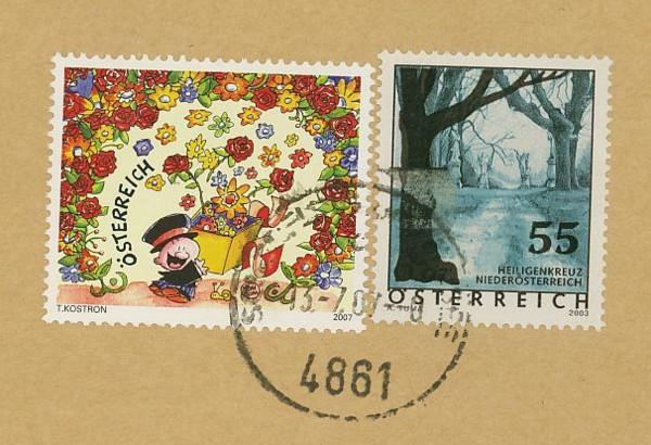 Österreich - Briefe an Cantus 29_mar10