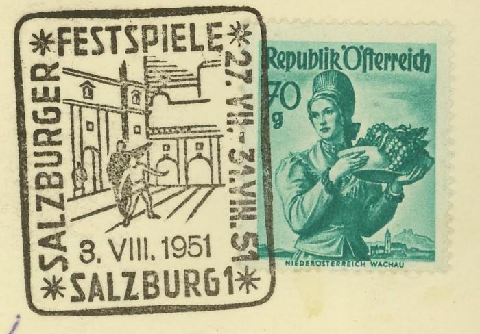 Musik  /  Salzburger Festspiele 3000210