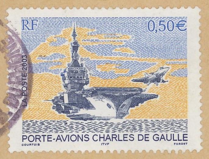 Frankreich  -  Marken aus der Briefpost 369610