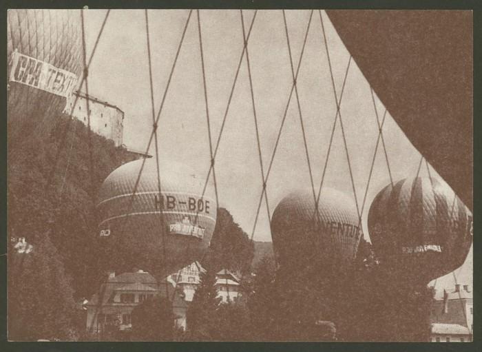 ballonpost - Ballonpostflug Pro Juventute 39_rot11