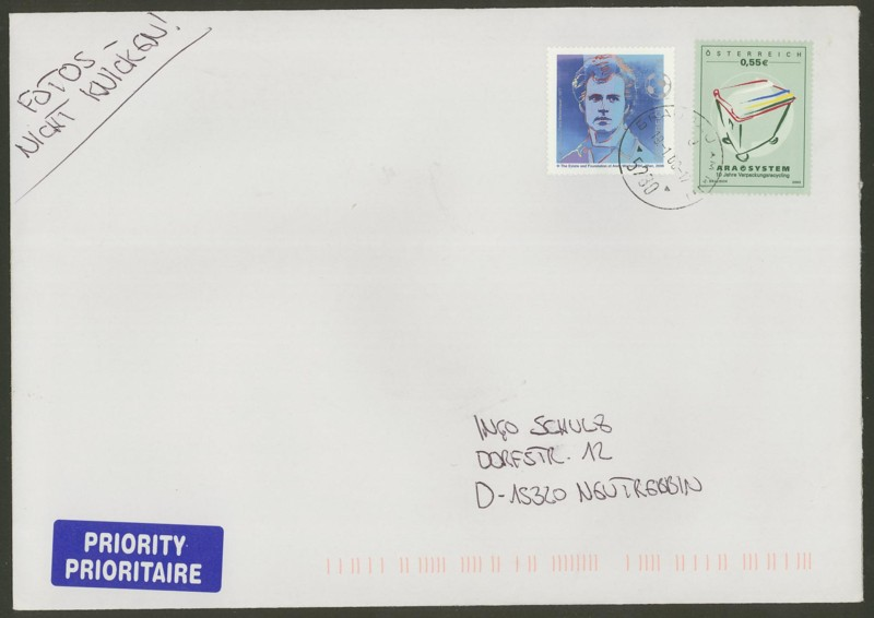 Österreich - Briefe an Cantus Ank_2412