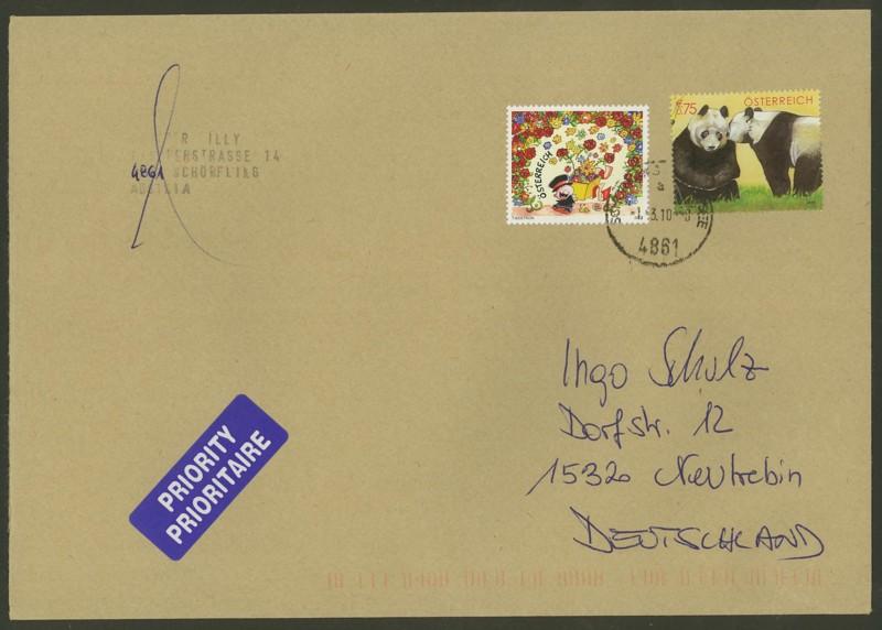 Österreich - Briefe an Cantus Ank_2414