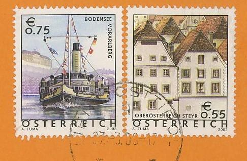 Österreich - Briefe an Cantus Ank_2417