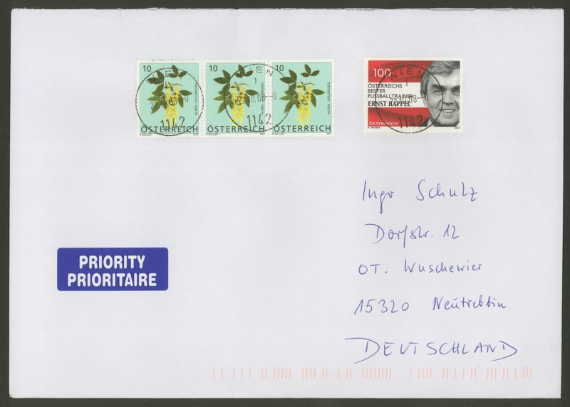 Österreich - Briefe an Cantus Ank_2510