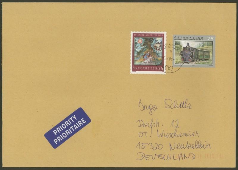 Österreich - Briefe an Cantus Ank_2612