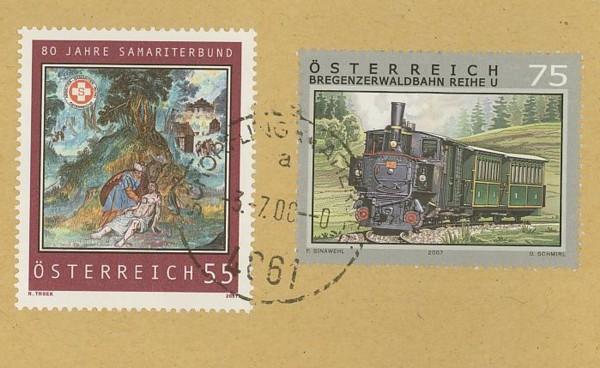 Österreich - Briefe an Cantus Ank_2613