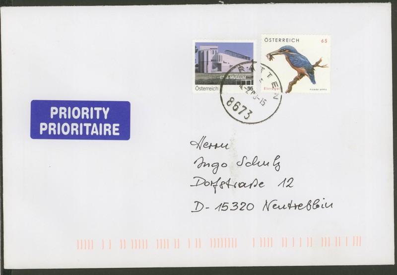 Österreich - Briefe an Cantus Ank_2710