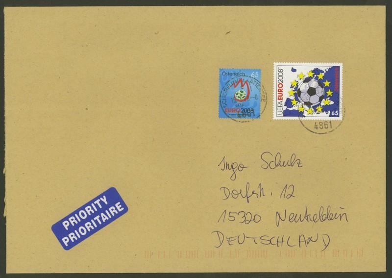 Österreich - Briefe an Cantus Ank_2720