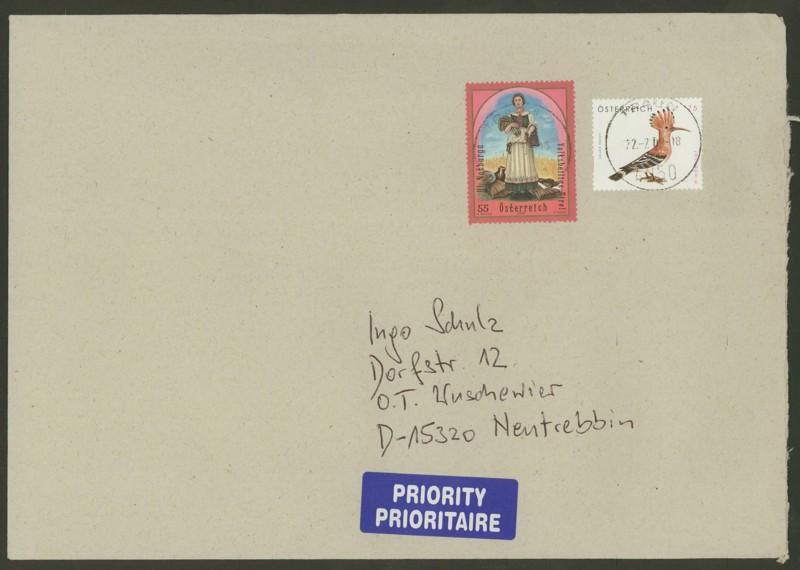 Österreich - Briefe an Cantus Ank_2724