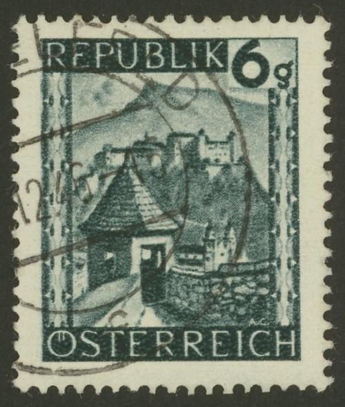 Briefmarken - Österreich, Briefmarken der Jahre 1945-1949 Ank_7411