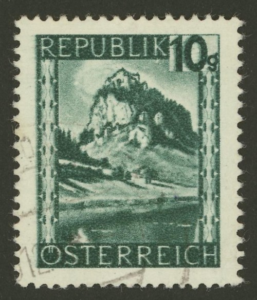 Briefmarken - Österreich, Briefmarken der Jahre 1945-1949 Ank_7415