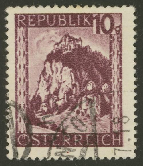 Briefmarken - Österreich, Briefmarken der Jahre 1945-1949 Ank_7416