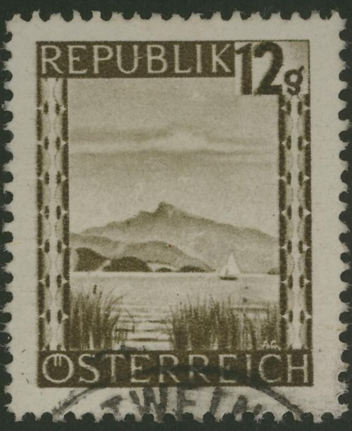 Briefmarken - Österreich, Briefmarken der Jahre 1945-1949 Ank_7417