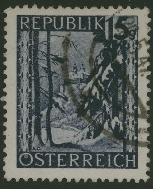 Briefmarken - Österreich, Briefmarken der Jahre 1945-1949 Ank_7418