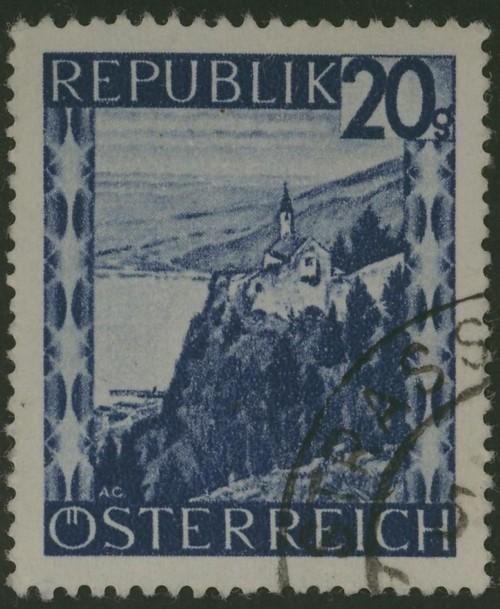 Briefmarken - Österreich, Briefmarken der Jahre 1945-1949 Ank_7510