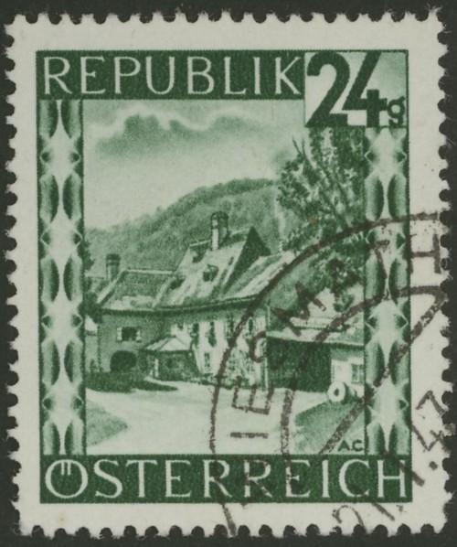 Briefmarken - Österreich, Briefmarken der Jahre 1945-1949 Ank_7511