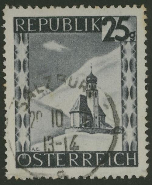 Briefmarken - Österreich, Briefmarken der Jahre 1945-1949 Ank_7512