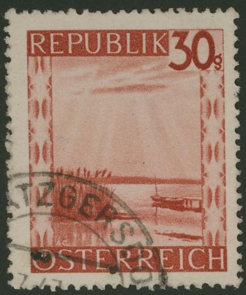 Briefmarken - Österreich, Briefmarken der Jahre 1945-1949 Ank_7513