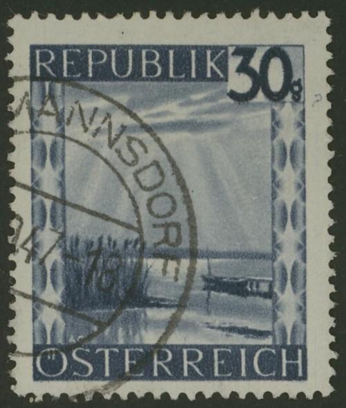 Briefmarken - Österreich, Briefmarken der Jahre 1945-1949 Ank_7514