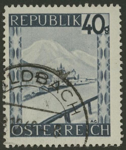 Briefmarken - Österreich, Briefmarken der Jahre 1945-1949 Ank_7517
