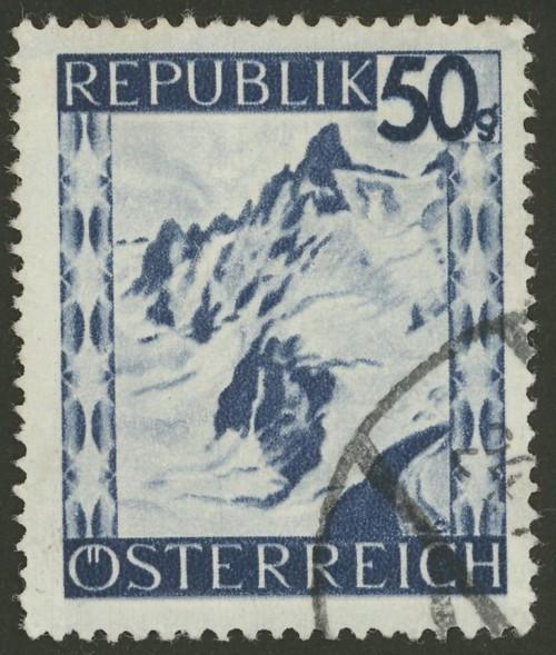 Briefmarken - Österreich, Briefmarken der Jahre 1945-1949 Ank_7610