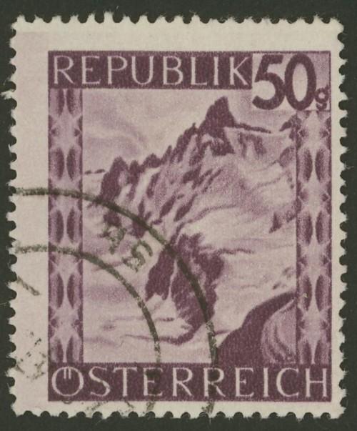 Briefmarken - Österreich, Briefmarken der Jahre 1945-1949 Ank_7611
