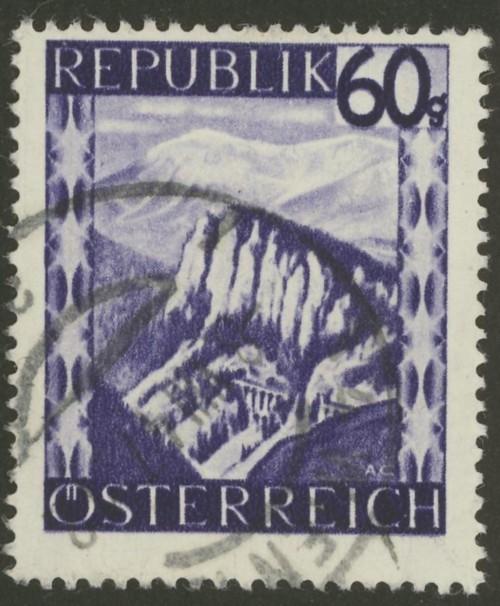 Briefmarken - Österreich, Briefmarken der Jahre 1945-1949 Ank_7613