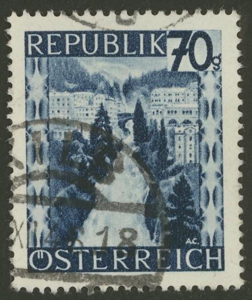 Briefmarken - Österreich, Briefmarken der Jahre 1945-1949 Ank_7614