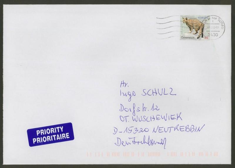 Österreich - Briefe an Cantus Ank_ja10