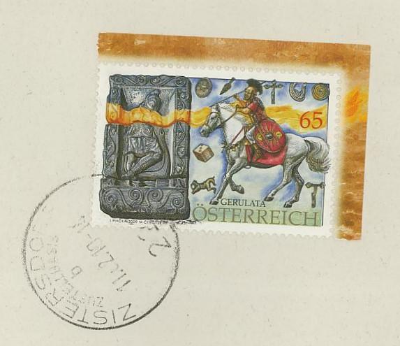 Österreich - Briefe an Cantus Ank_ja13