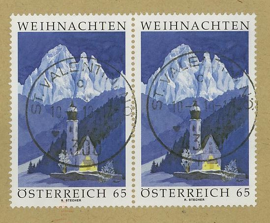 Österreich - Briefe an Cantus Ank_xx11