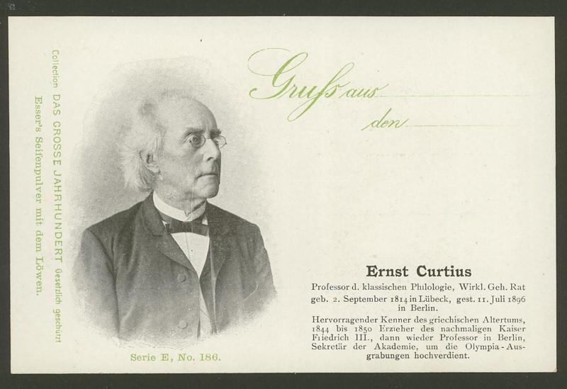 Sammlung Persönlichkeiten des 19. Jahrhunderts E_18610