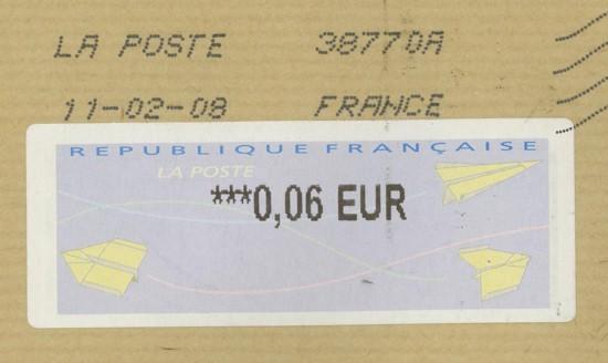 Frankreich  -  ATM F_atm_12