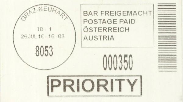 Bar-Codes in Österreich Graz-n10