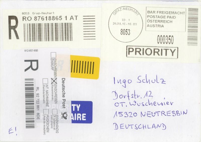 Bar-Codes in Österreich Graz-n11