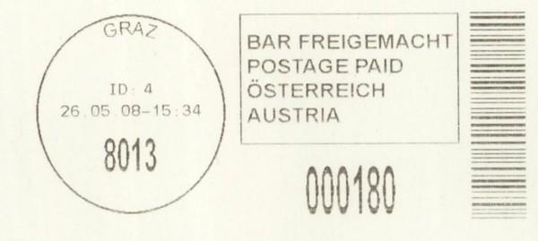 Bar-Codes in Österreich Graz_810