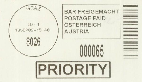 Bar-Codes in Österreich Graz_812