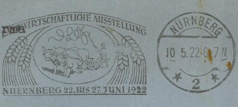 Maschinenwerbestempel - Deutsches Reich Herzbe11