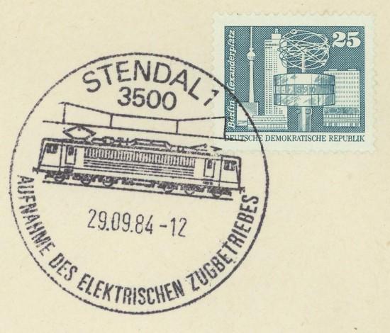 Das Eisenbahnthema im Stempel N_stpl11