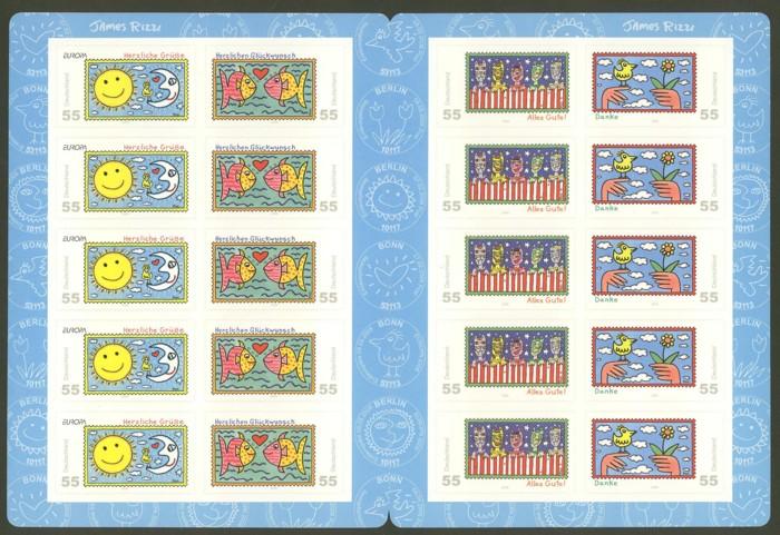 Ausgaben 2009 Deutschland Rizzi-11