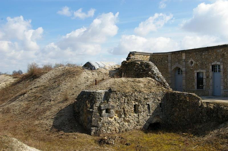 Le Fort de la POMPELLE 24405211