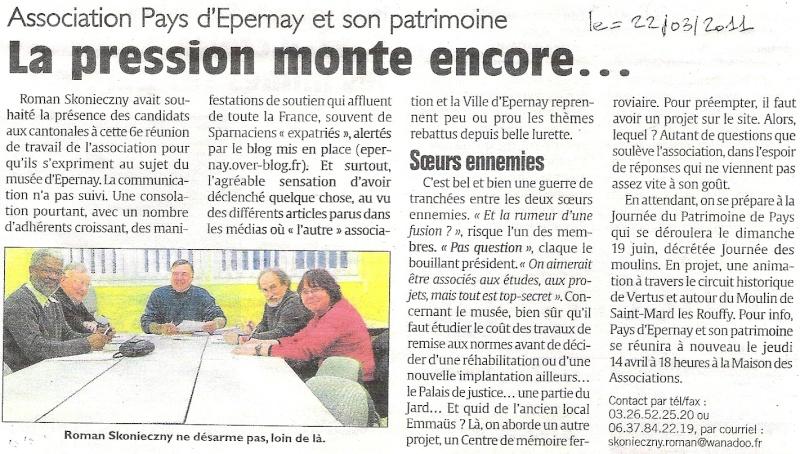 L'Association dans la Presse Locale Articl12