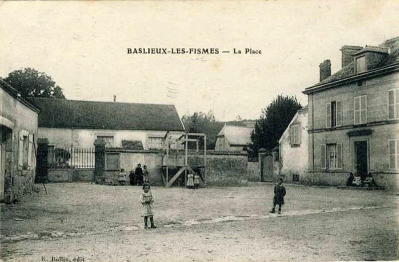 BASLIEUX-les-FISMES Cpa_la10