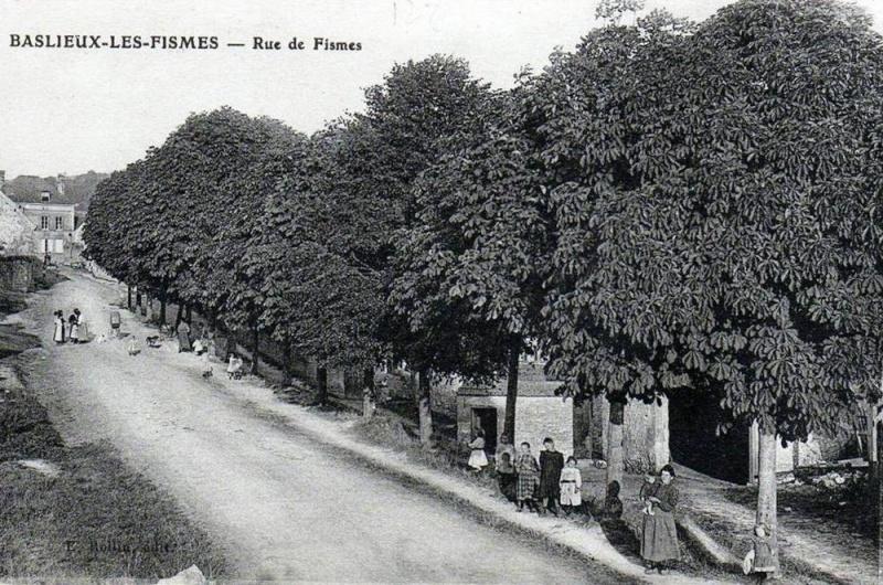 BASLIEUX-les-FISMES Cpa_ru10