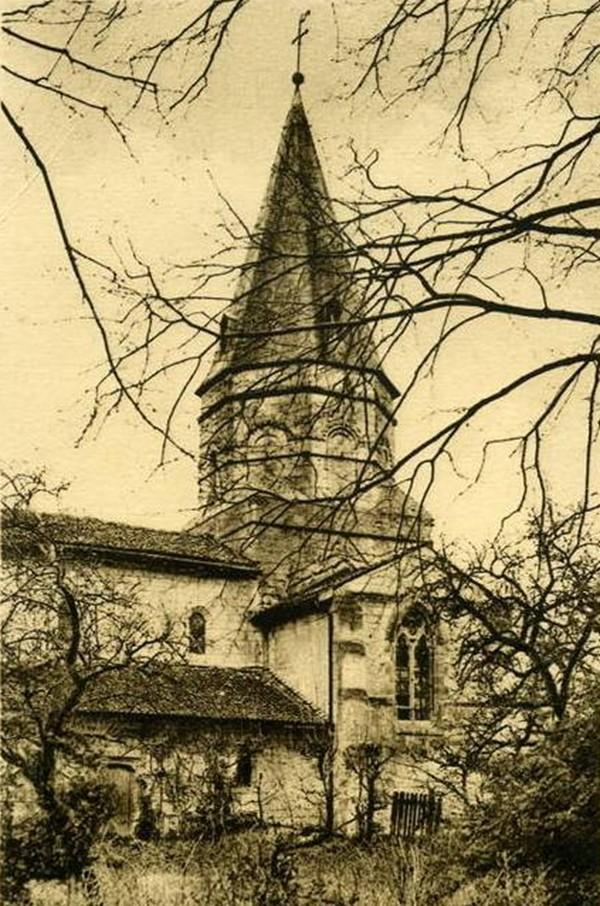 La CHAUSSEE-sur-MARNE Eglise10