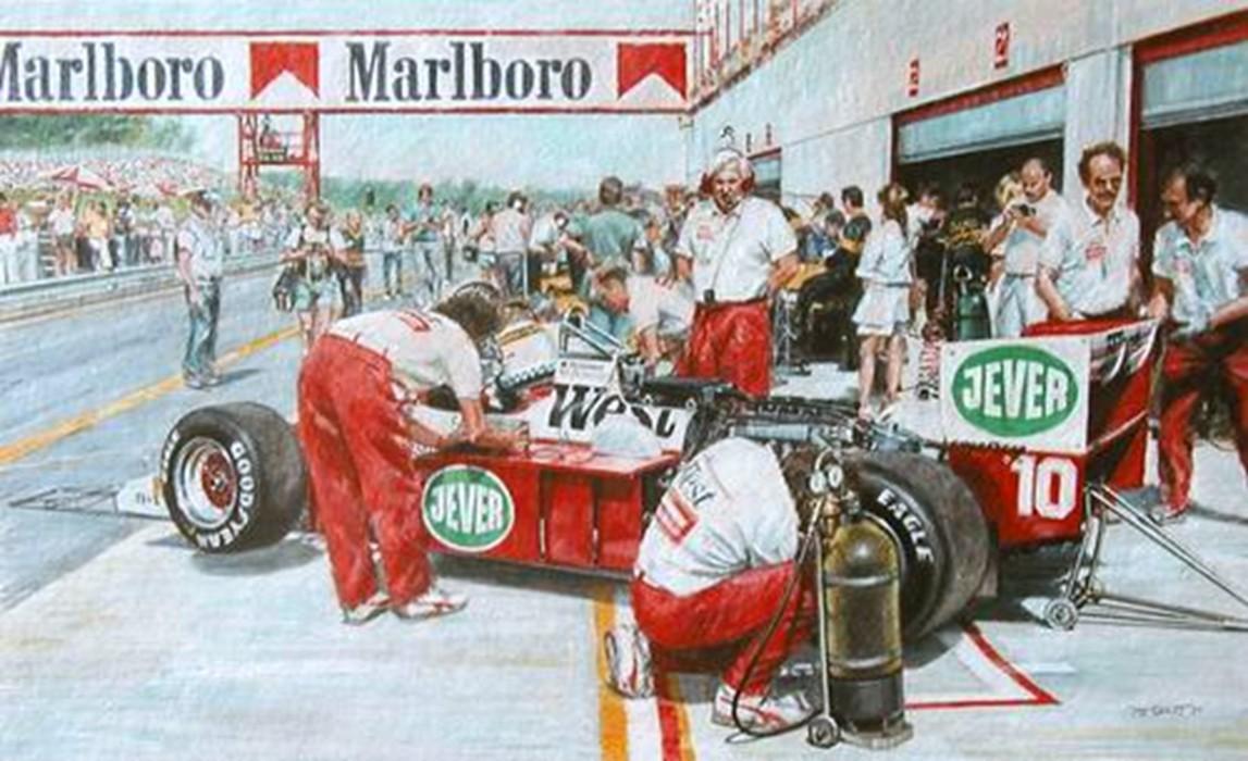 le sport auto  et l'art - Page 4 Gp_mad11
